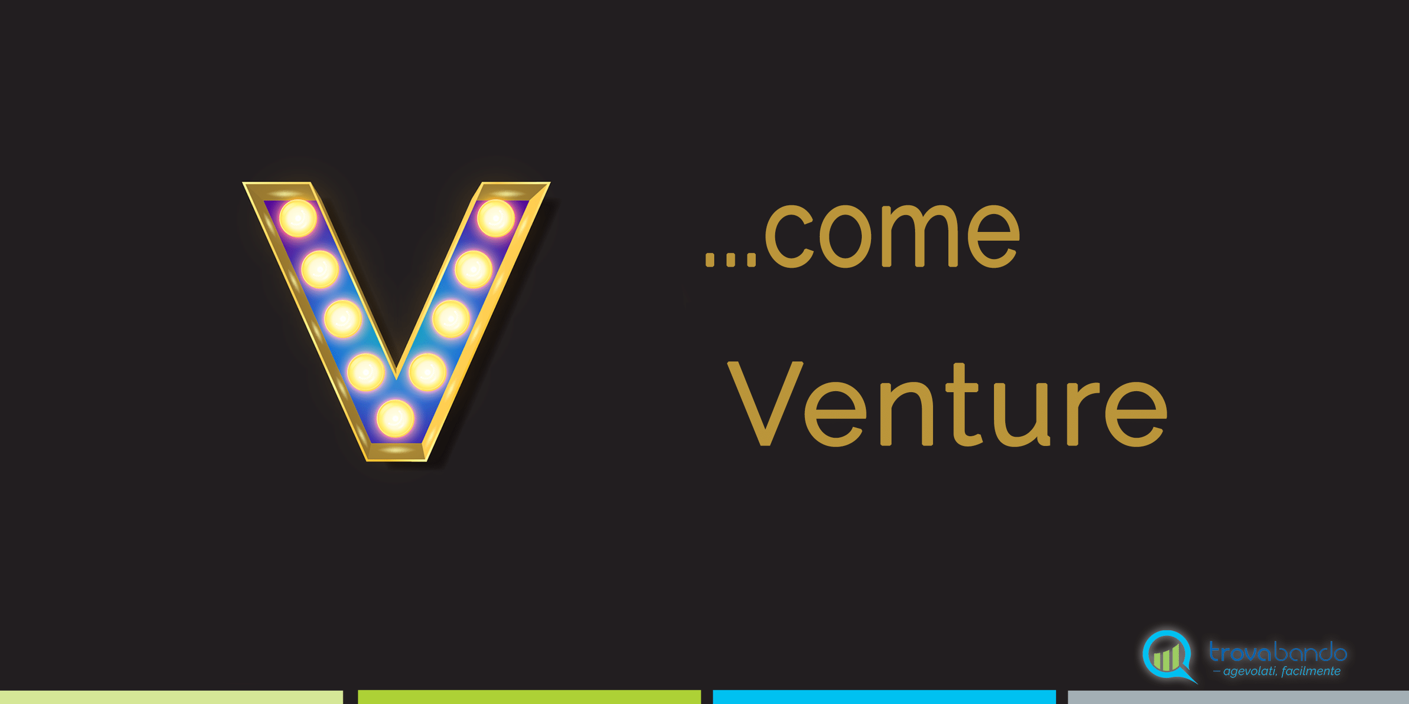 V...come Venture Capital - cos'è e come funziona