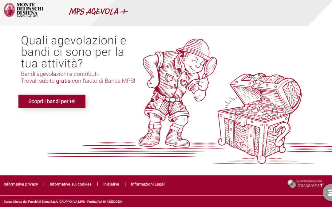 Trovabando e MPS: una storia di open innovation